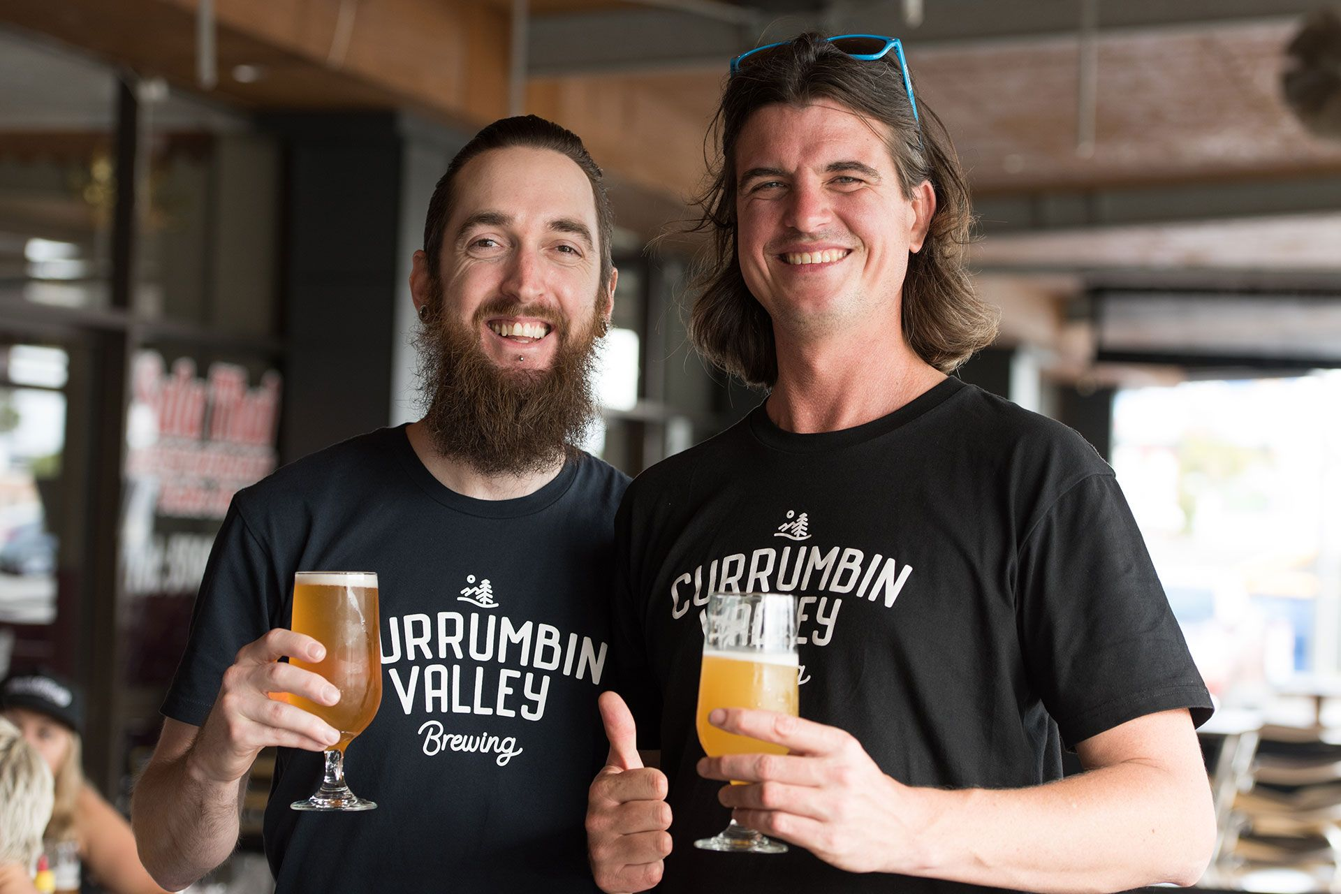 Welcome to Currumbin Valley Brewing