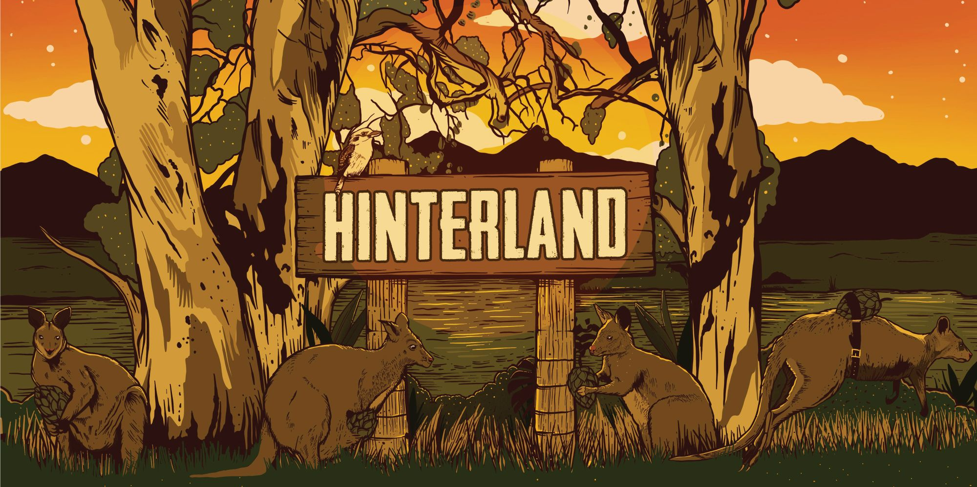 Hinterland - India Pale Lager